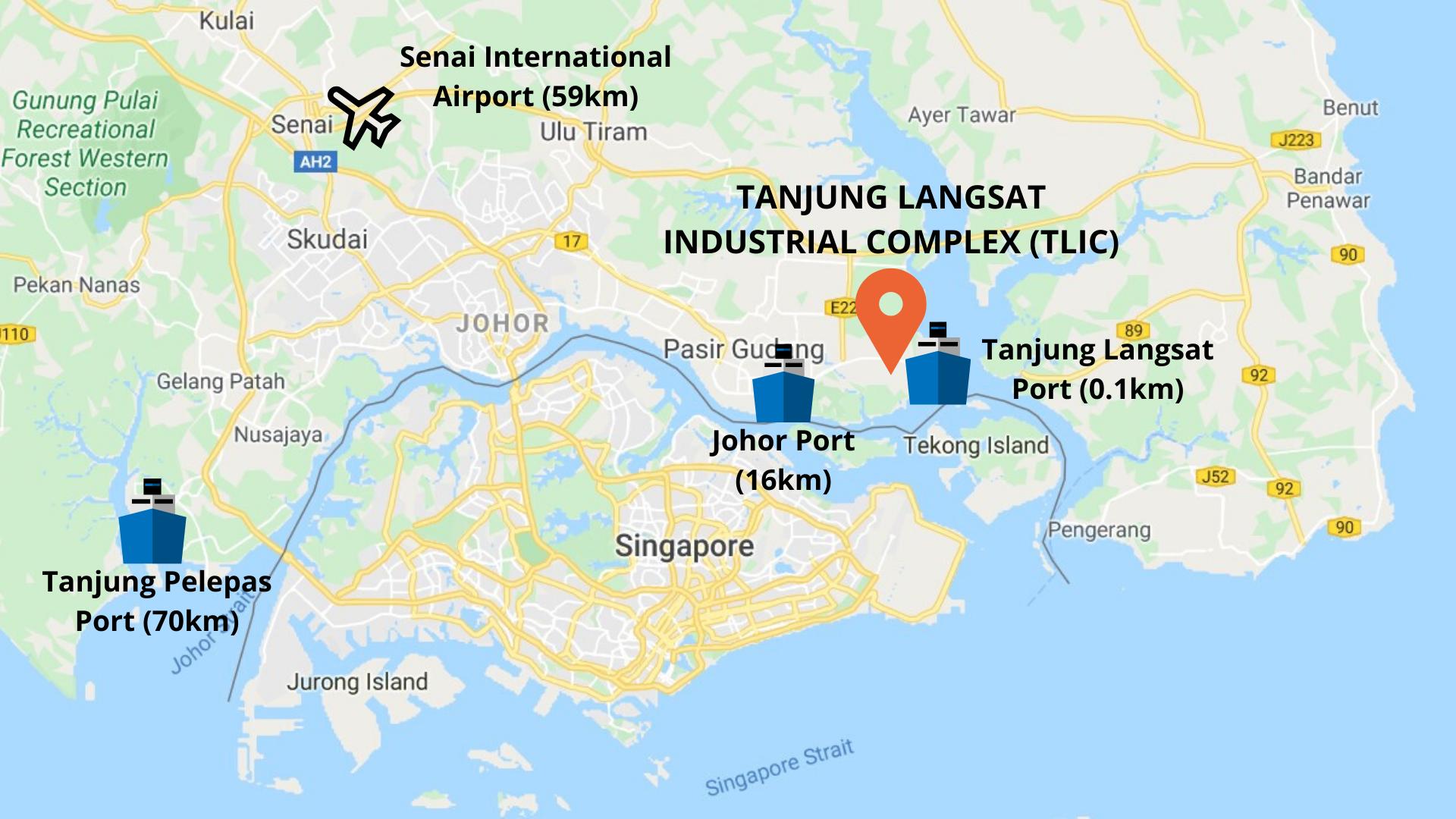 TPM Technopark Sdn. Bhd. - Tanjung Langsat Industrial Complex (TLIC)