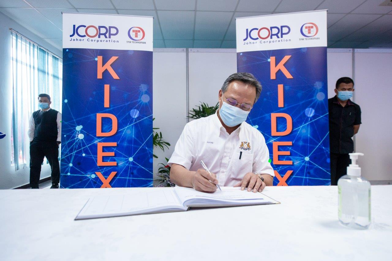 Kidex to attract RM17.5 billion investment